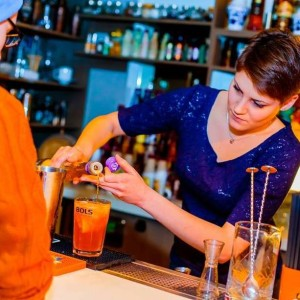 Bachelorette Party Mixology Classes