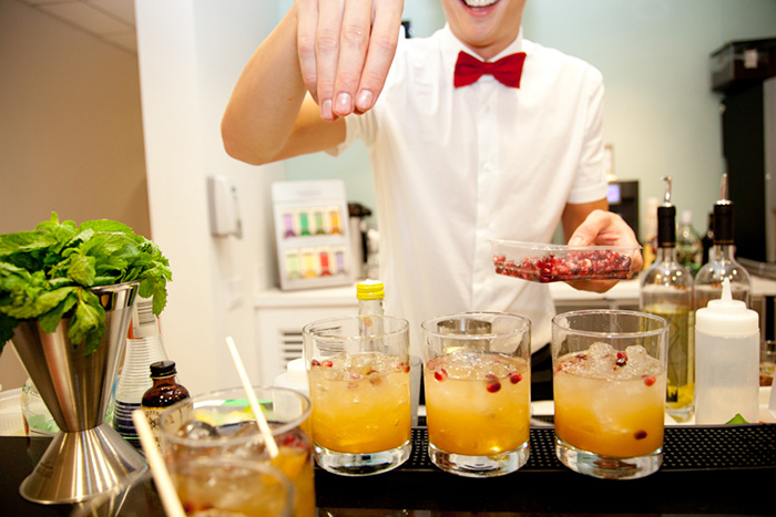 hire a bartender NYC